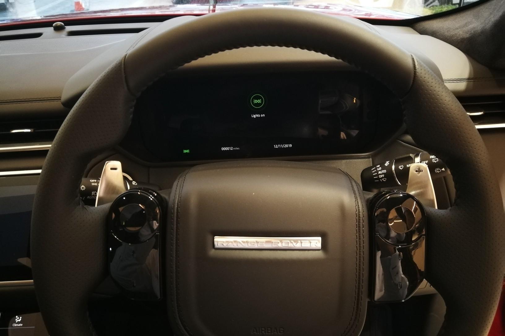 Land Rover Range Rover Velar 5.0 P550 SVAutobiography Dynamic Edition 5dr Auto image 7