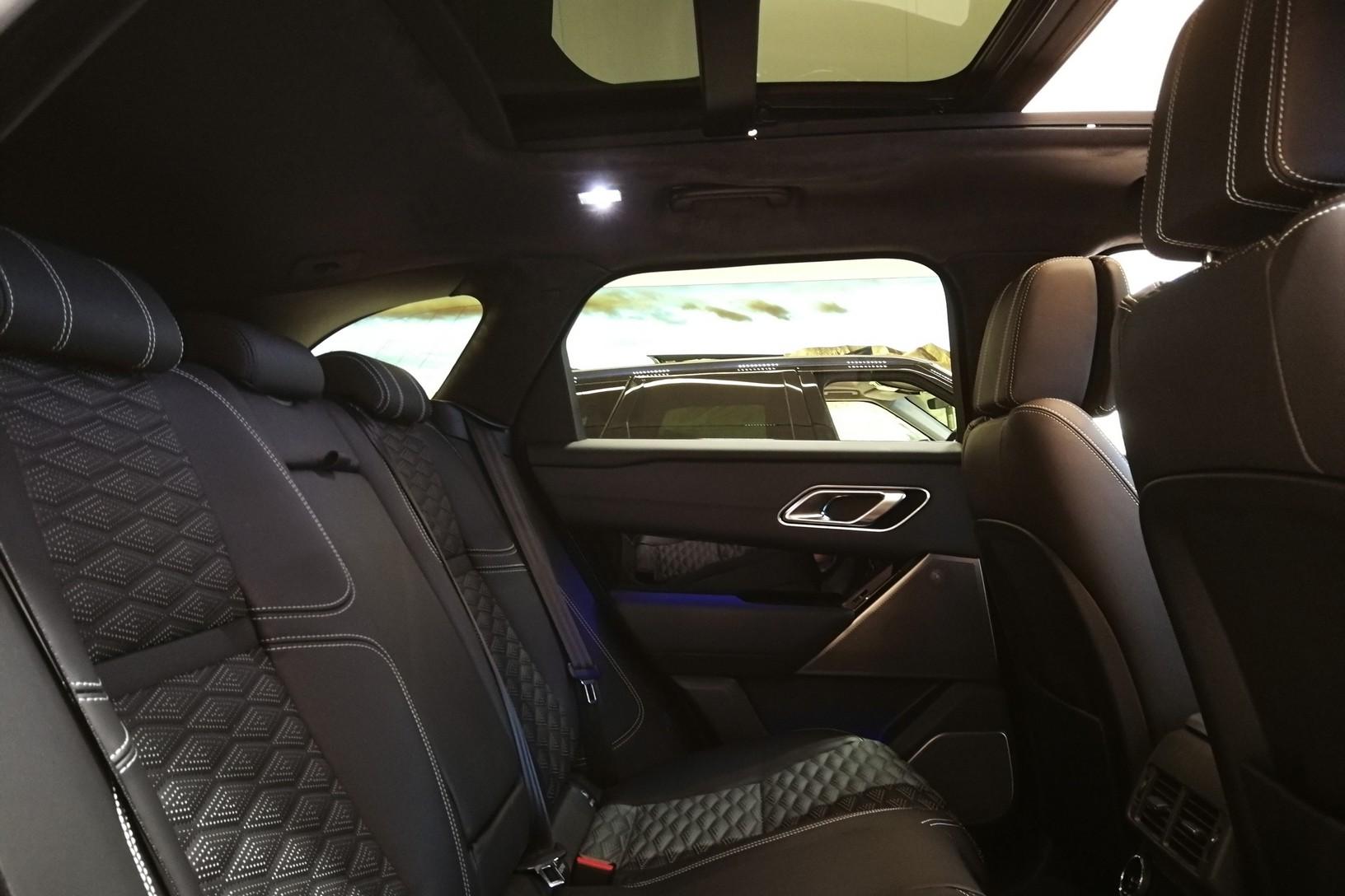 Land Rover Range Rover Velar 5.0 P550 SVAutobiography Dynamic Edition 5dr Auto image 21