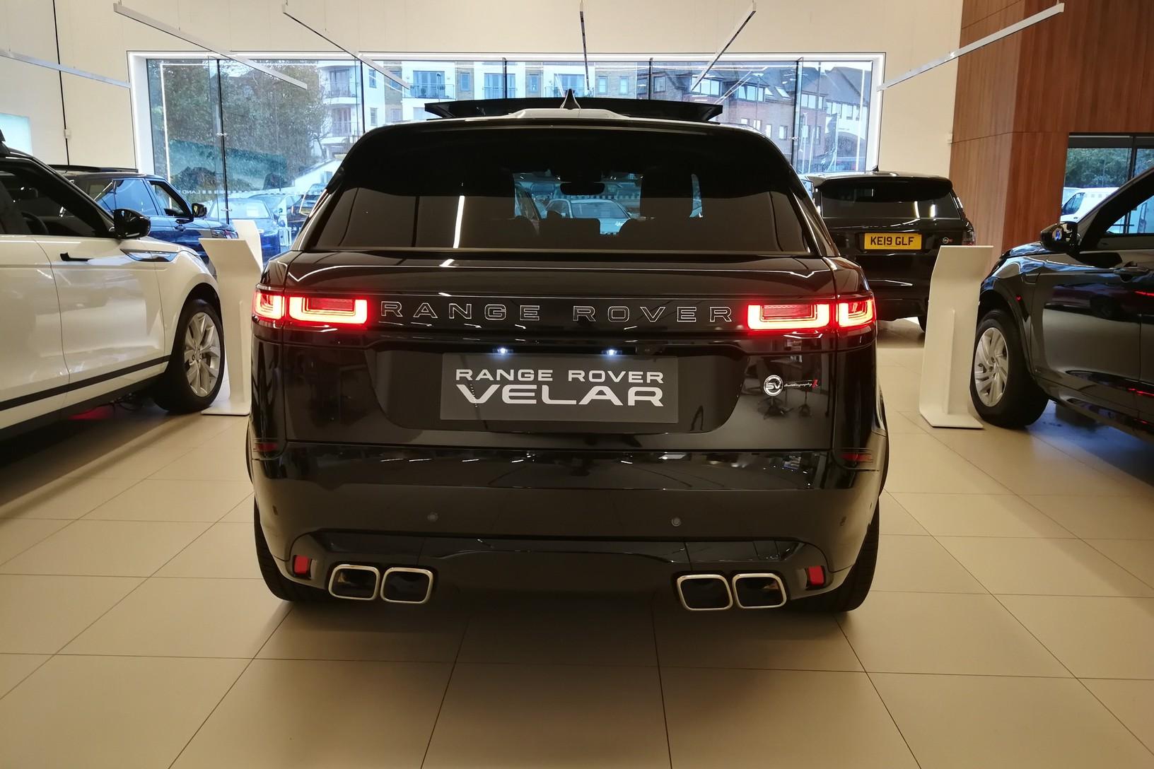 Land Rover Range Rover Velar 5.0 P550 SVAutobiography Dynamic Edition image 5