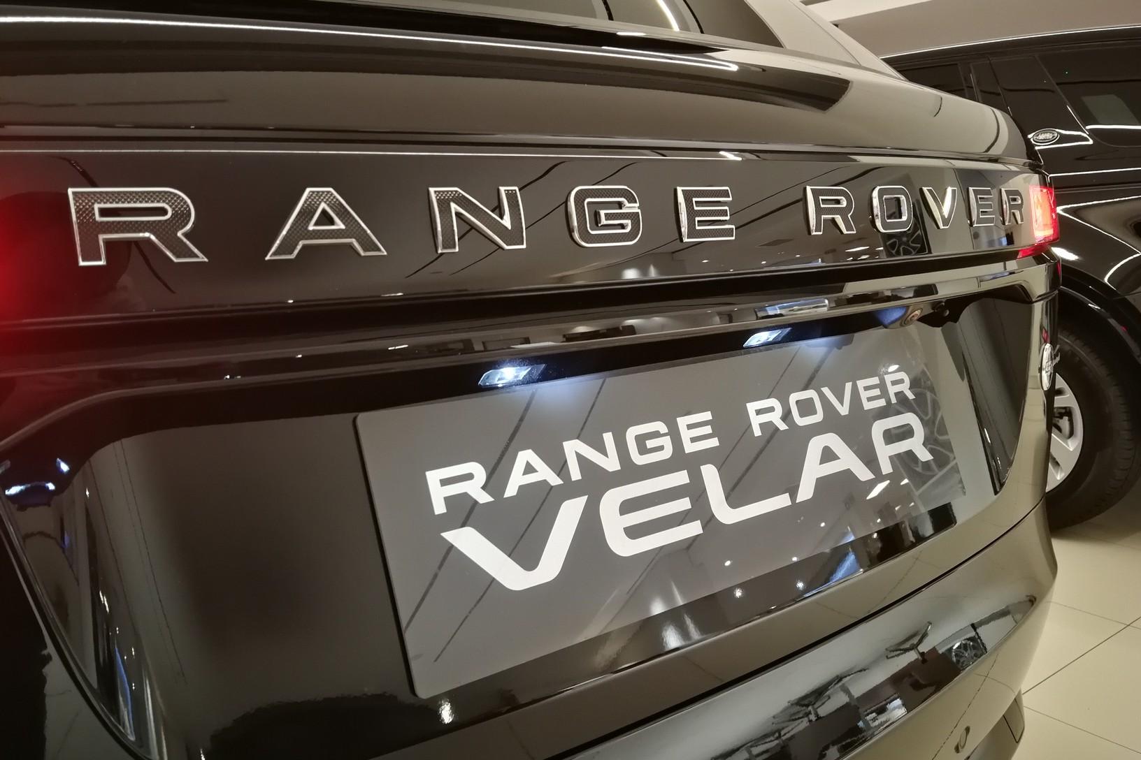 Land Rover Range Rover Velar 5.0 P550 SVAutobiography Dynamic Edition image 9