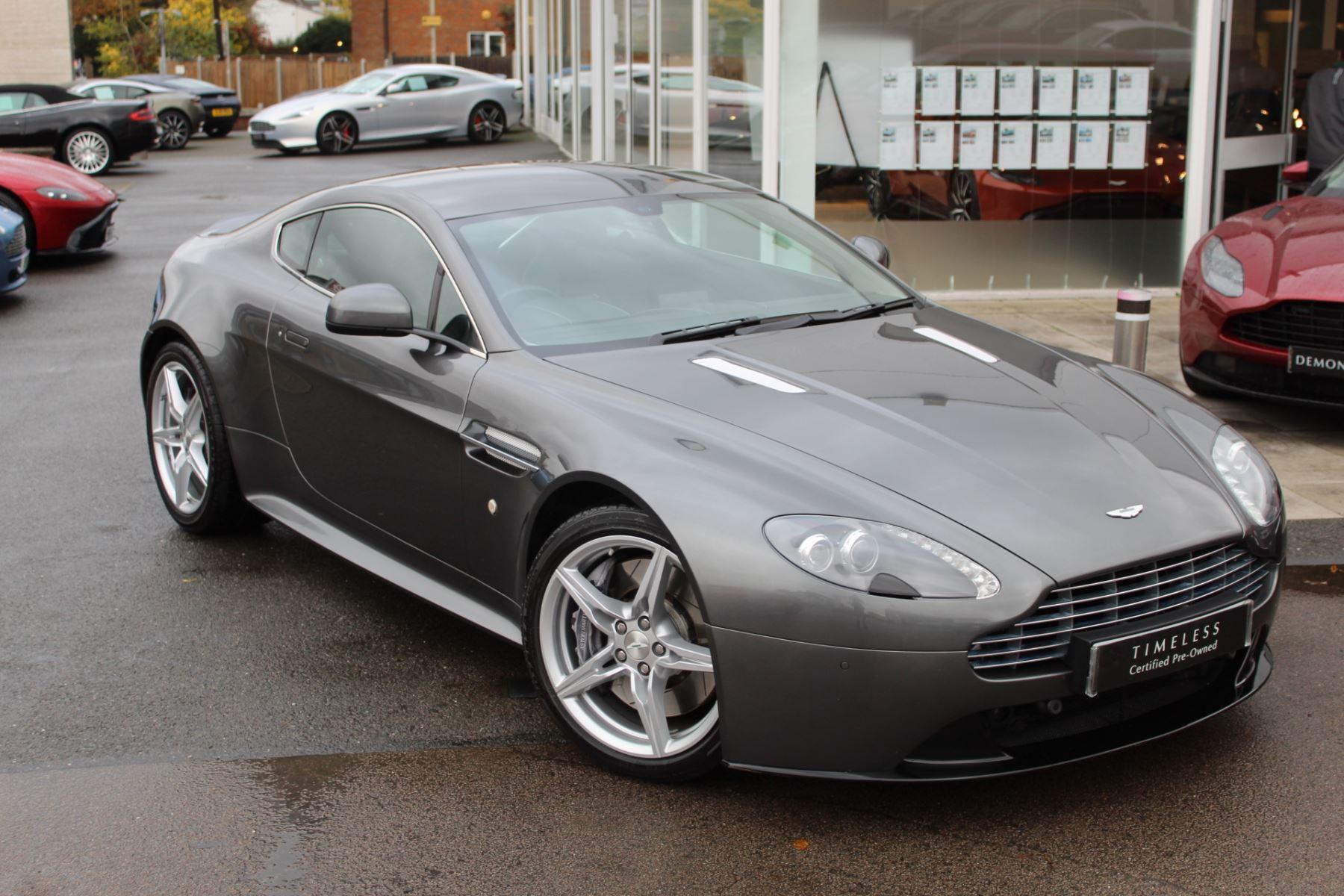 Aston Martin V8 Vantage S Coupe S 2dr Sportshift image 2
