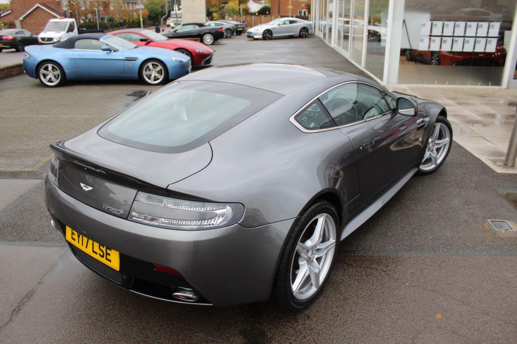 Aston Martin V8 Vantage S Coupe S 2dr Sportshift image 9