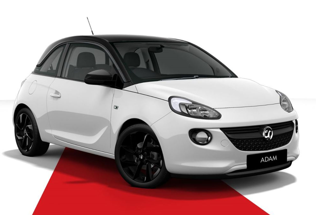 Vauxhall Adam Griffin Offer - Exclusive to Warrington Motors
