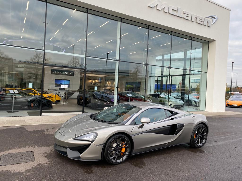 McLaren 540C Coupe  3.8 Semi-Automatic 2 door (2016) image