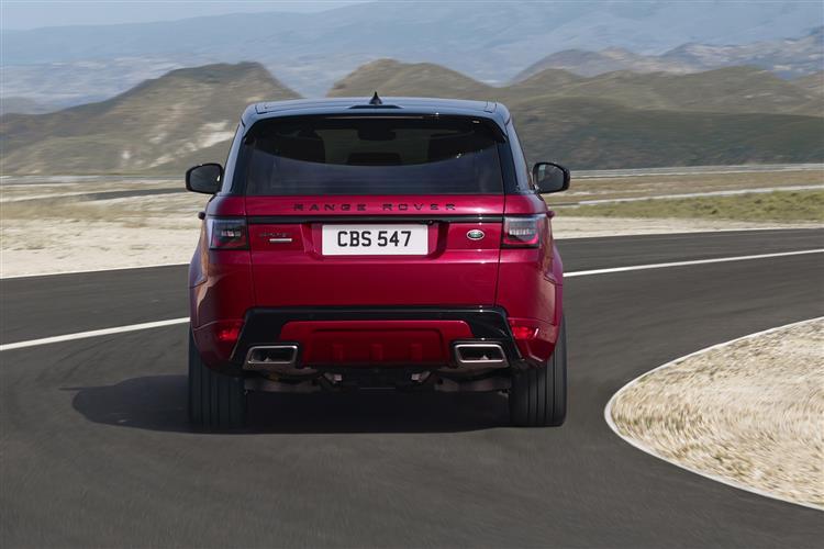 Land Rover Range Rover Sport 3.0 SDV6 Autobiography Dynamic 5dr Auto image 8