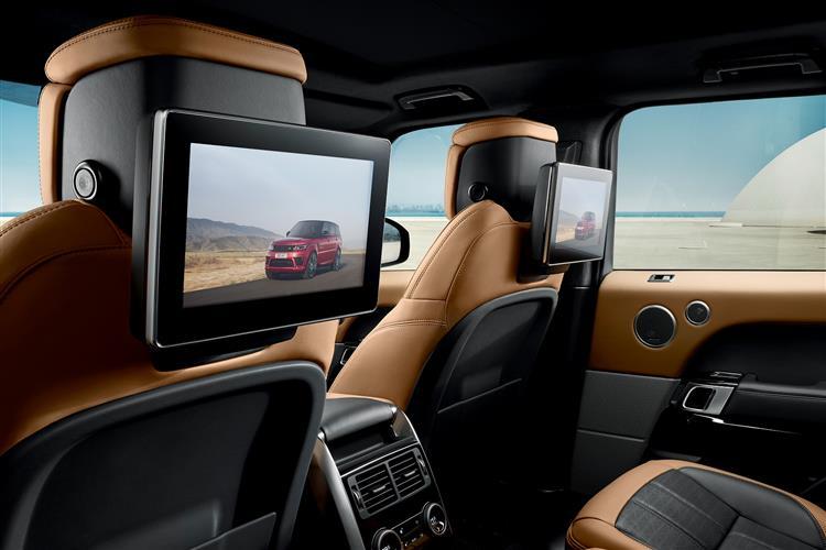 Land Rover Range Rover Sport 3.0 SDV6 Autobiography Dynamic 5dr Auto image 11