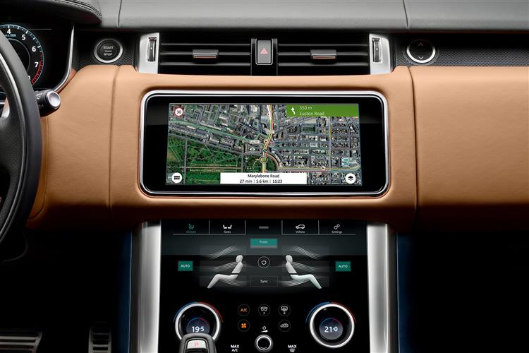 Land Rover Range Rover Sport 3.0 SDV6 Autobiography Dynamic 5dr Auto image 12