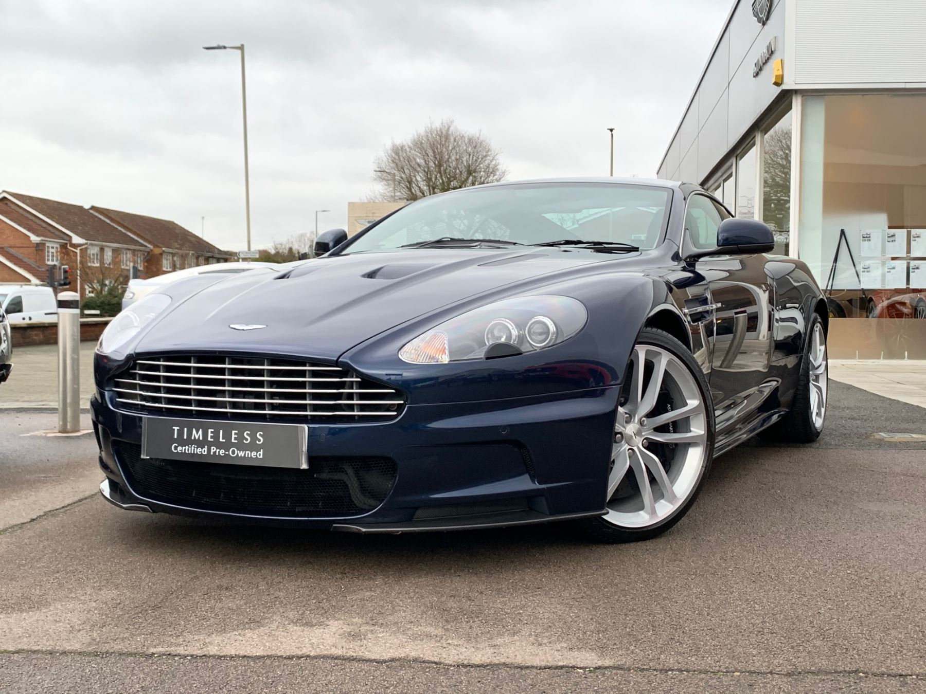 Aston Martin DBS V12 2dr Touchtronic 5.9 Automatic Coupe (2010)