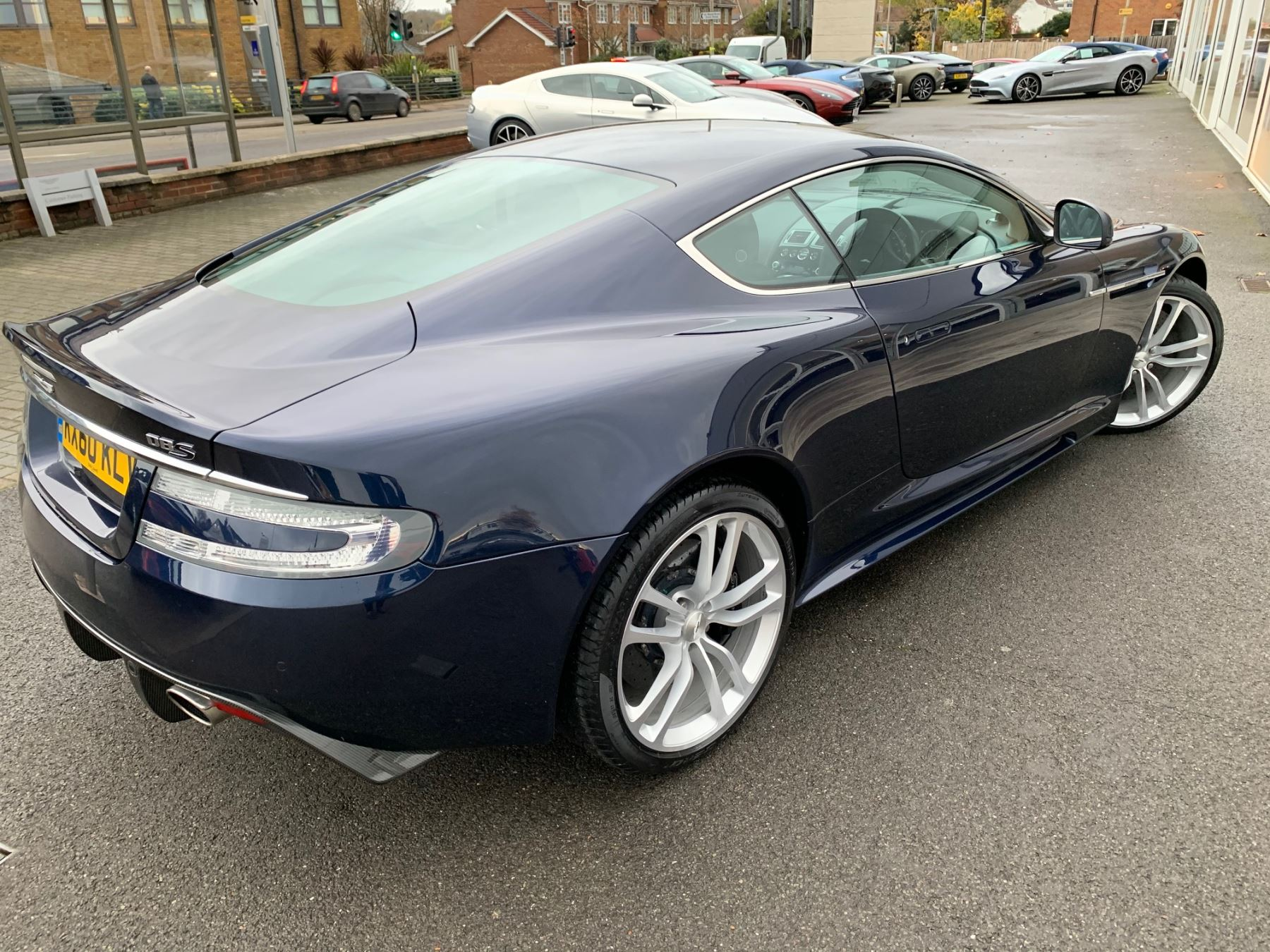 Aston Martin DBS V12 2dr Touchtronic image 18