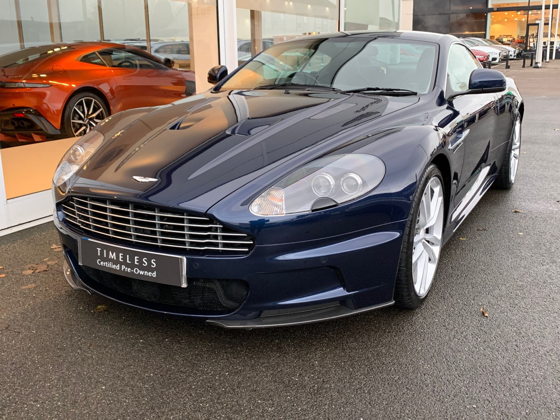 Aston Martin DBS V12 2dr Touchtronic image 5