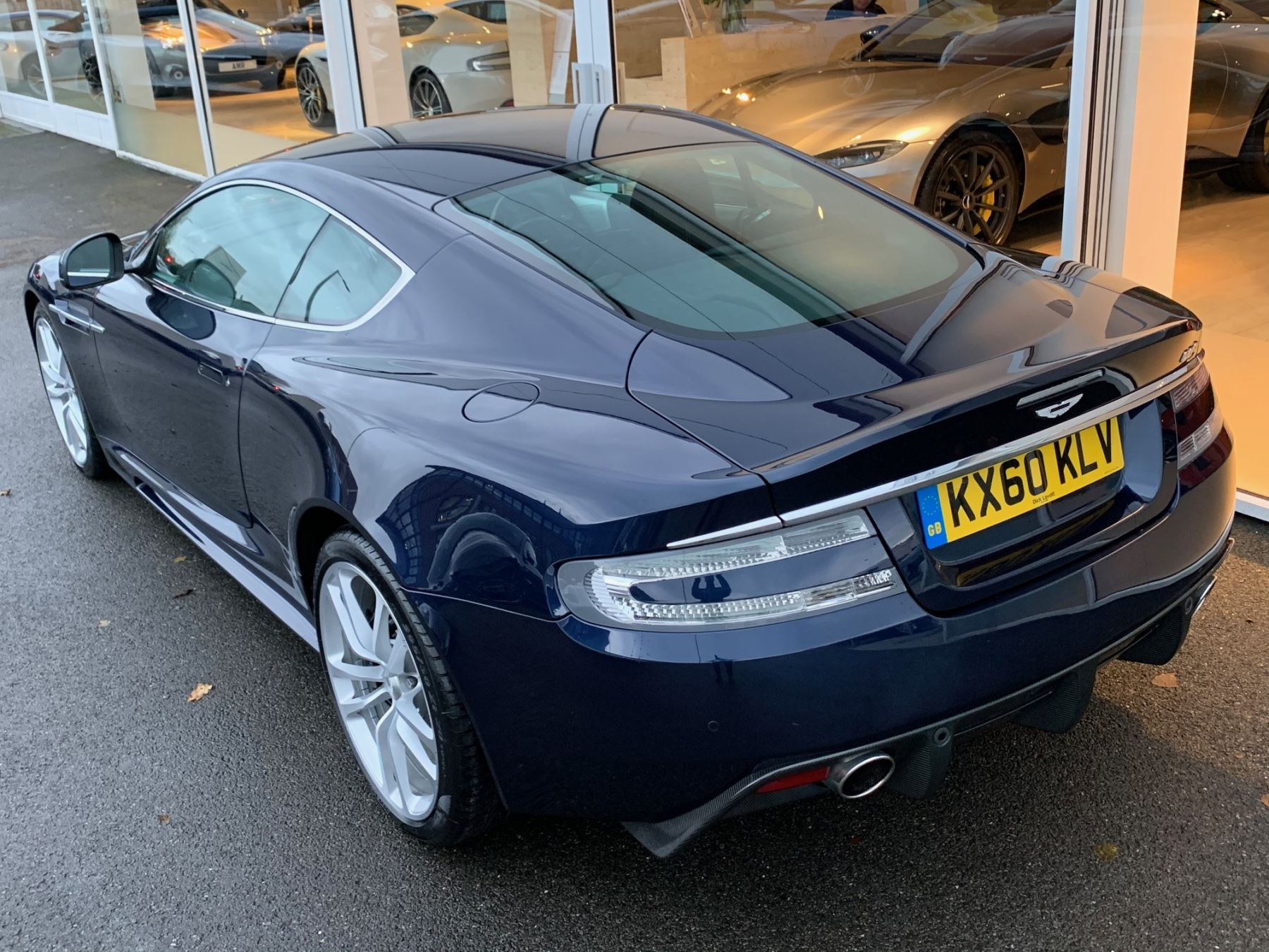 Aston Martin DBS V12 2dr Touchtronic image 20