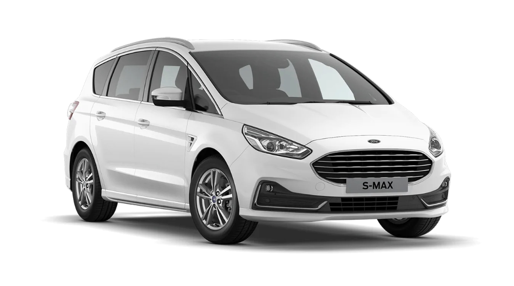 New Ford S-MAX Cars