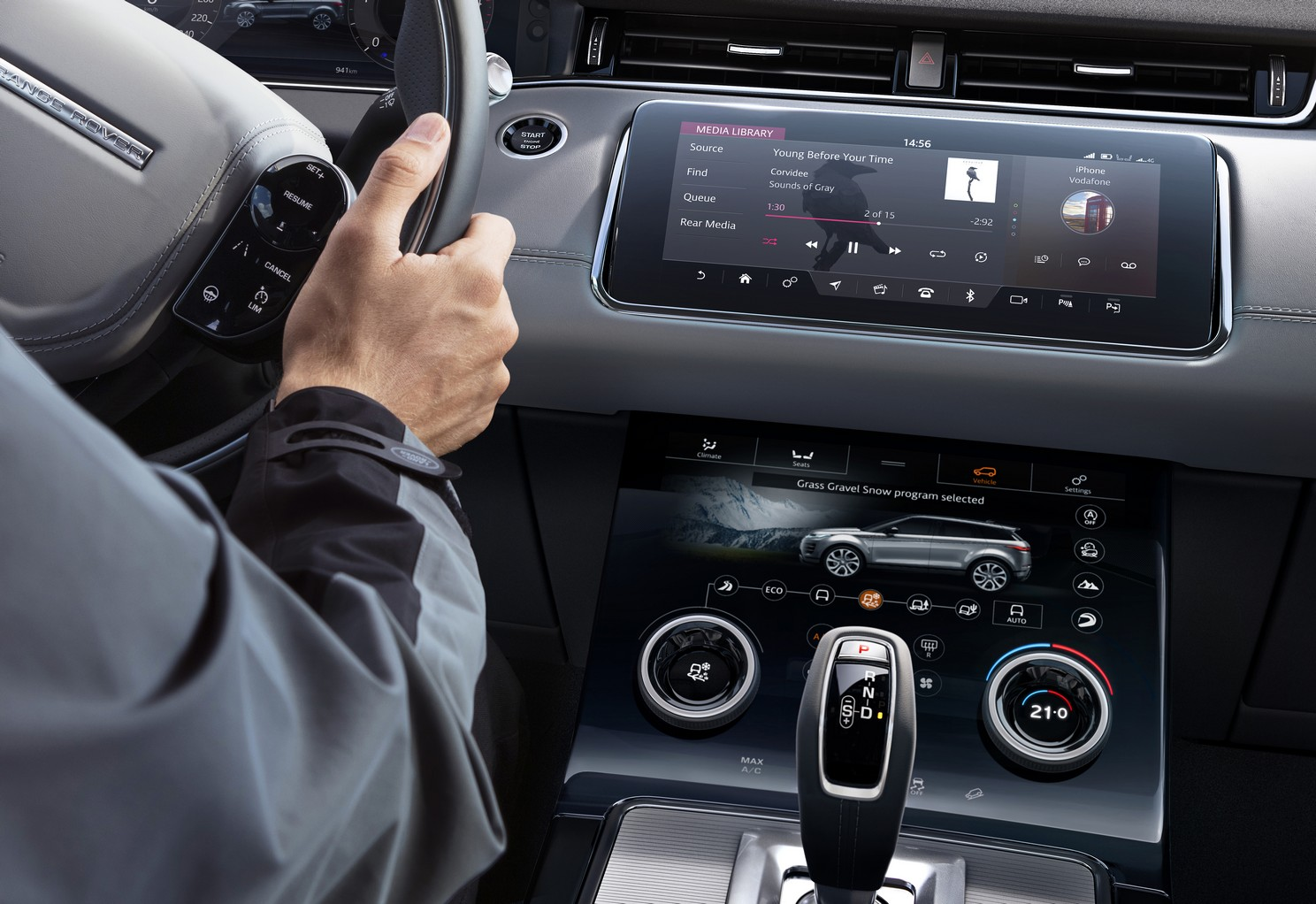 Land Rover Range Rover Evoque 2.0 D180 R-Dynamic SE 5dr Auto image 7