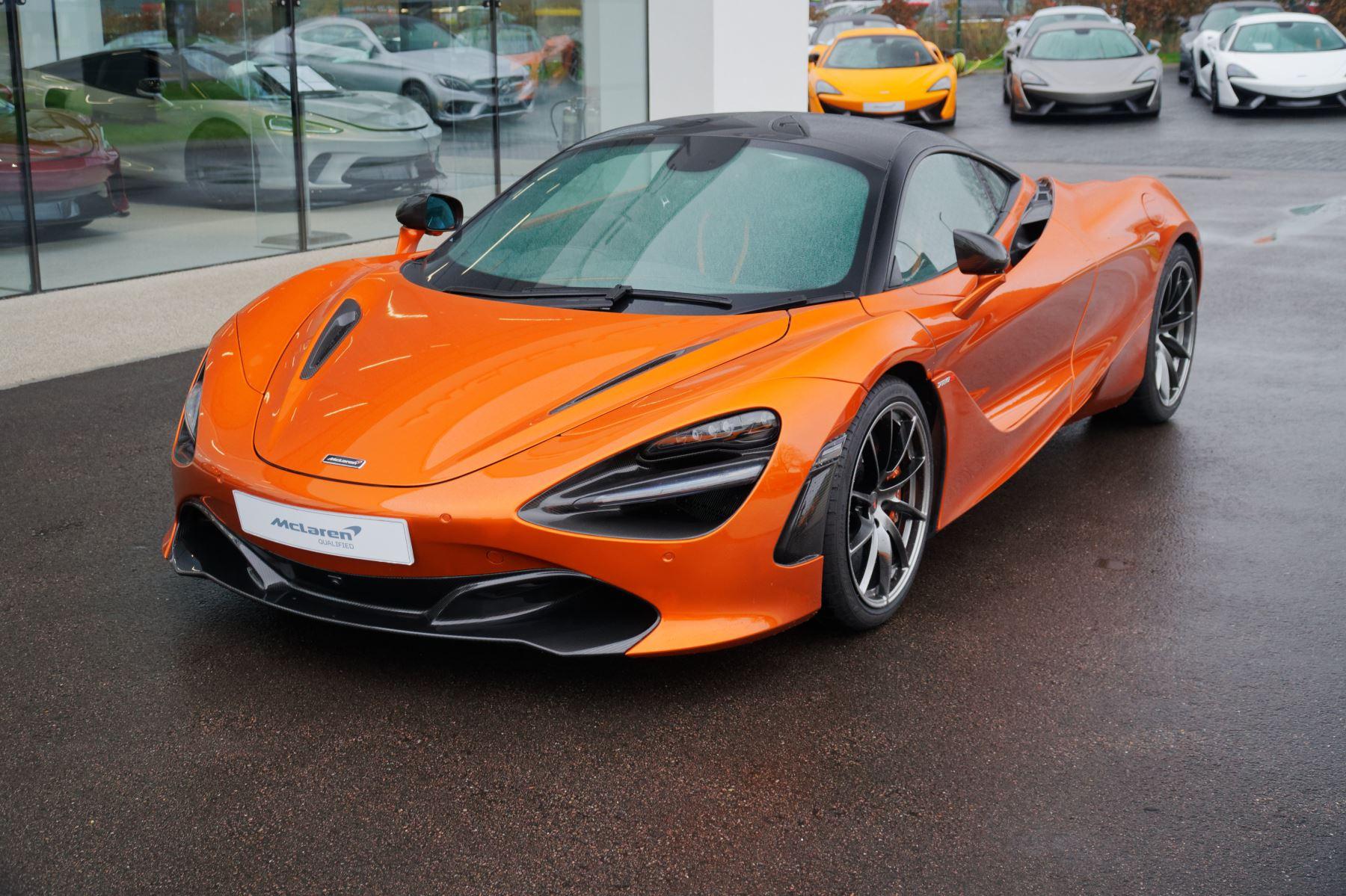 McLaren 720S Performance 4.0 Semi-Automatic 2 door Coupe (2017)