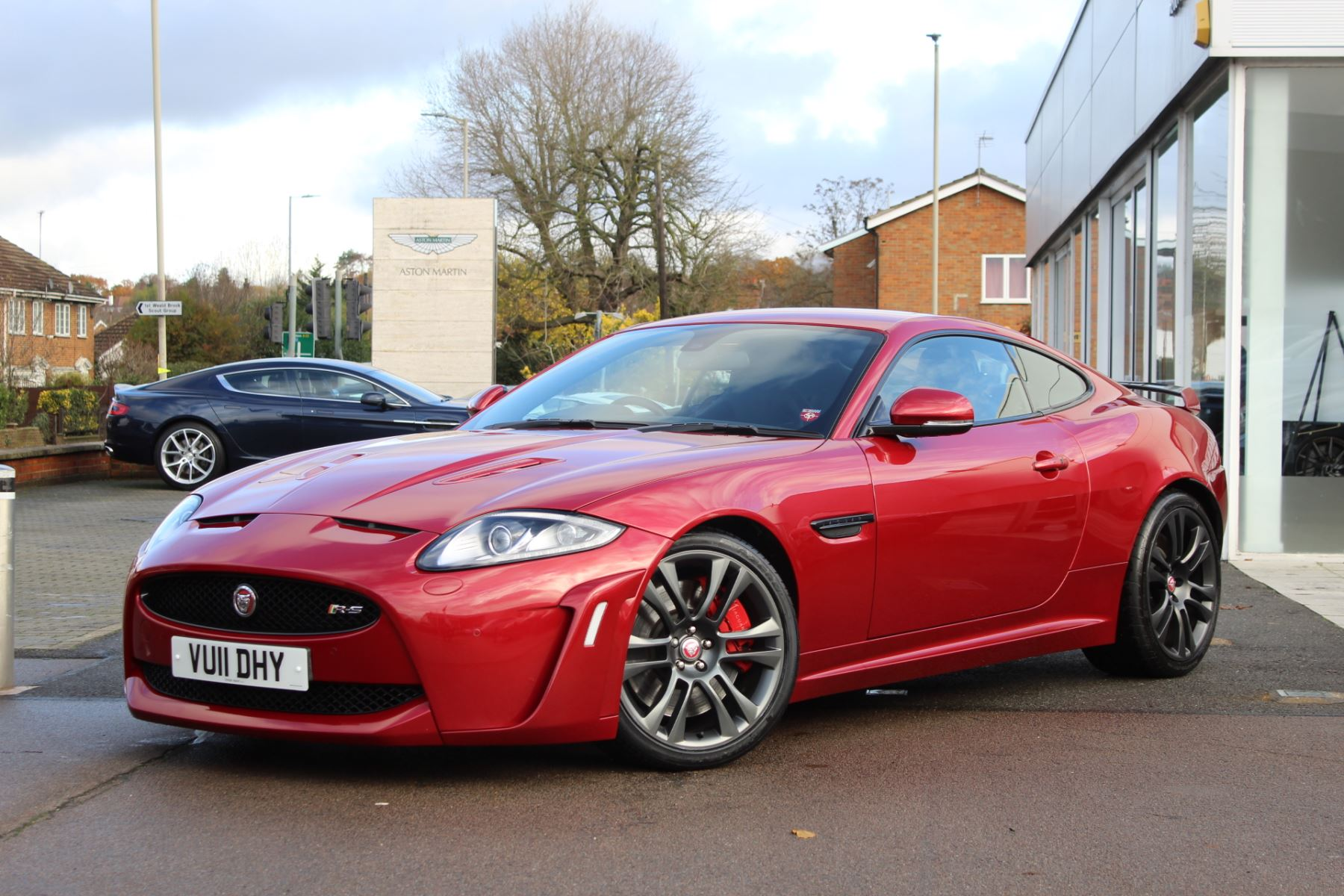 Jaguar XK 5.0 Supercharged V8 R-S 2dr Automatic Coupe (2011)