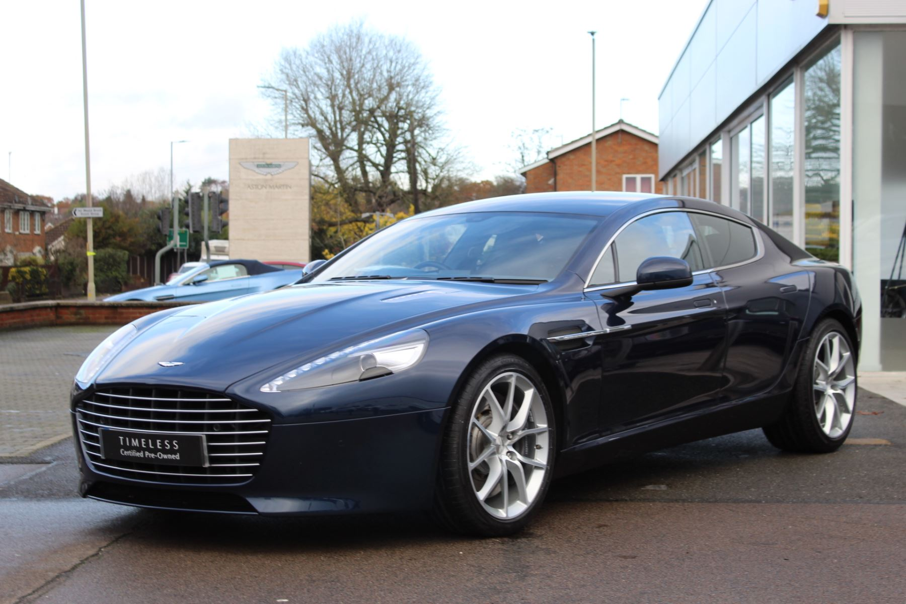 Aston Martin Rapide S V12 [552] 4dr Touchtronic III image 10