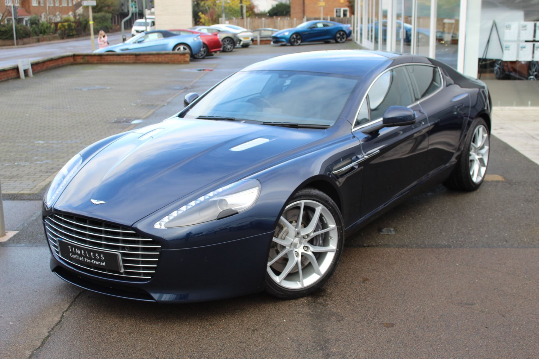 Aston Martin Rapide S V12 [552] 4dr Touchtronic III image 11