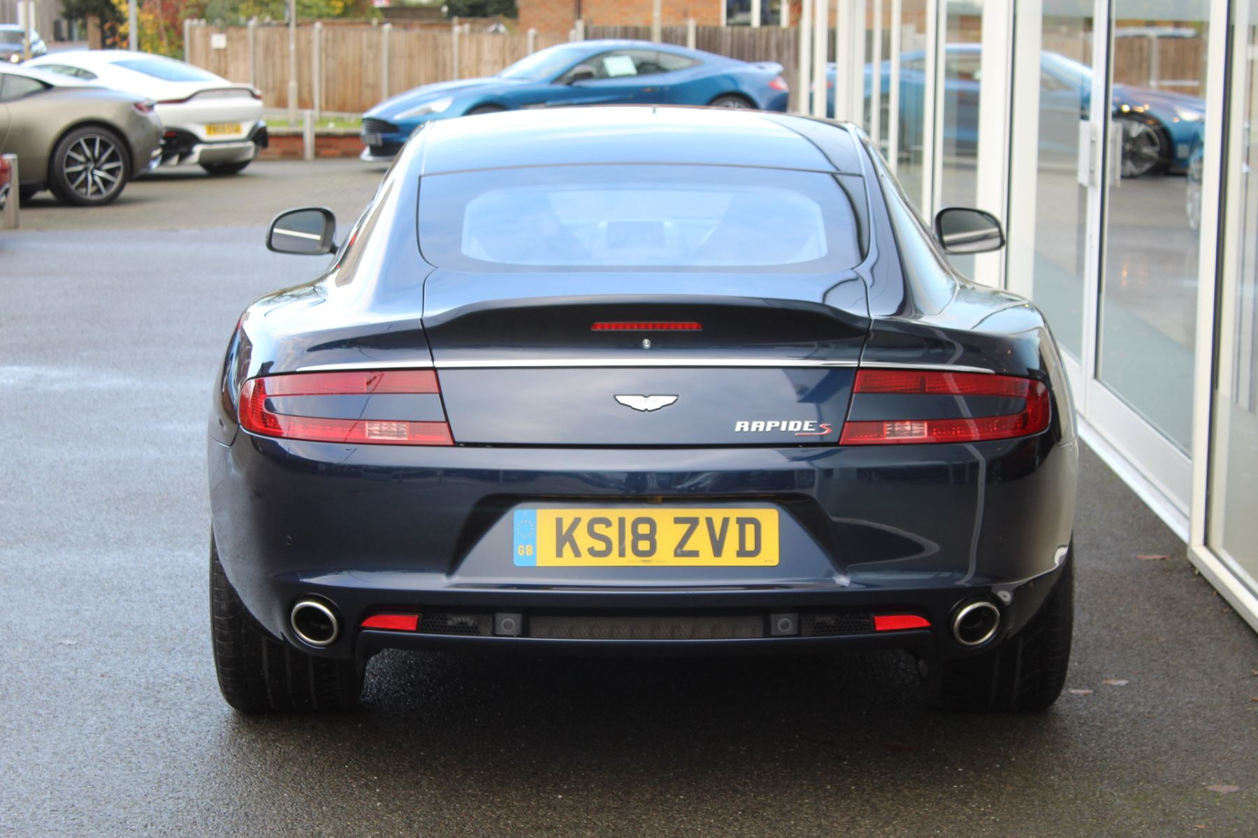 Aston Martin Rapide S V12 [552] 4dr Touchtronic III image 19