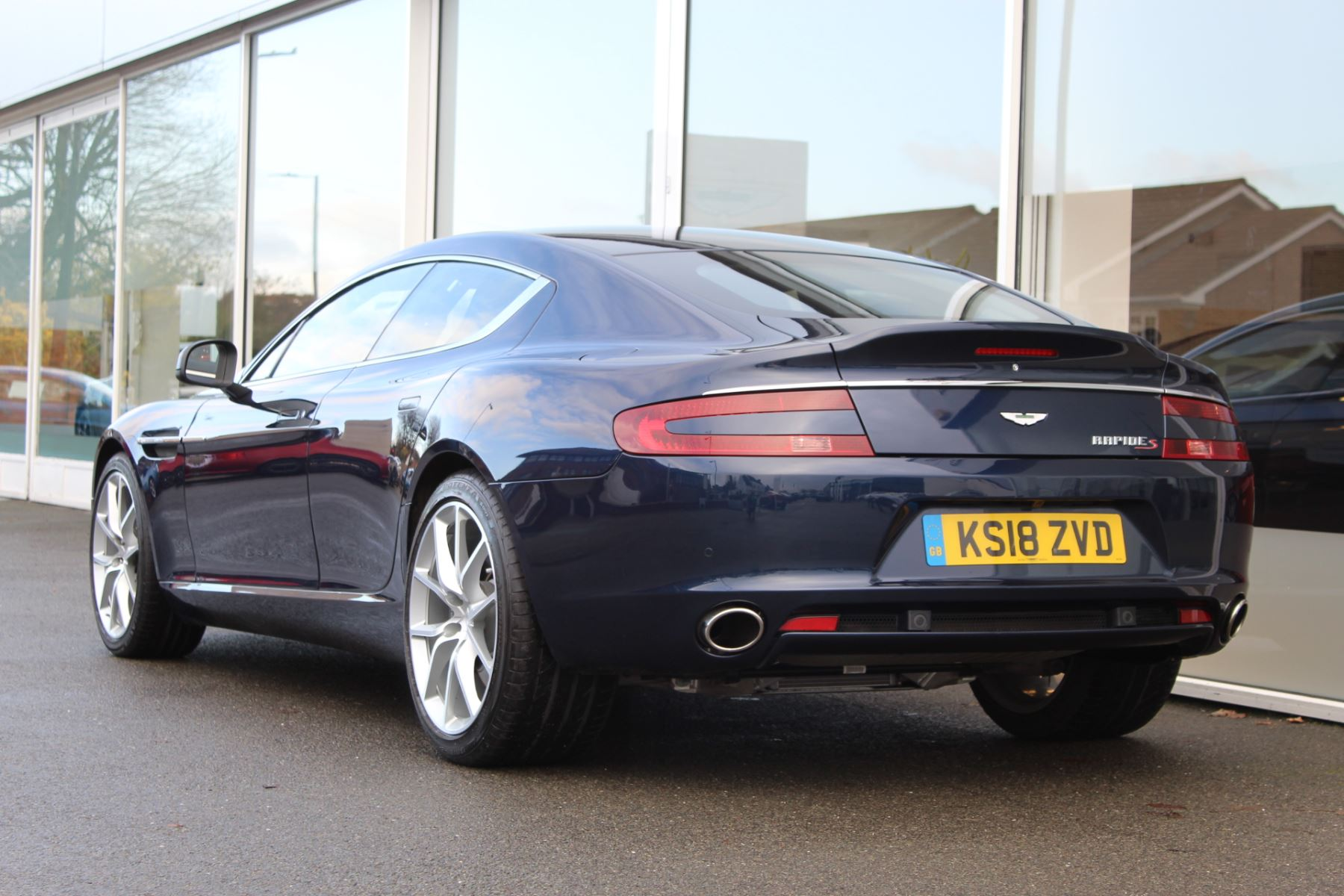 Aston Martin Rapide S V12 [552] 4dr Touchtronic III image 18