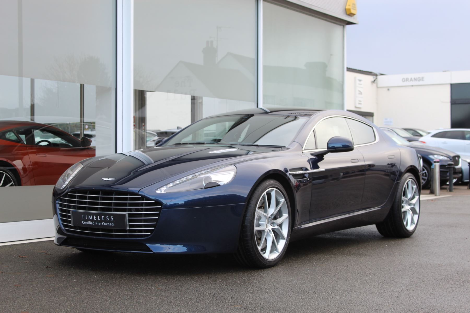 Aston Martin Rapide S V12 [552] 4dr Touchtronic III image 9