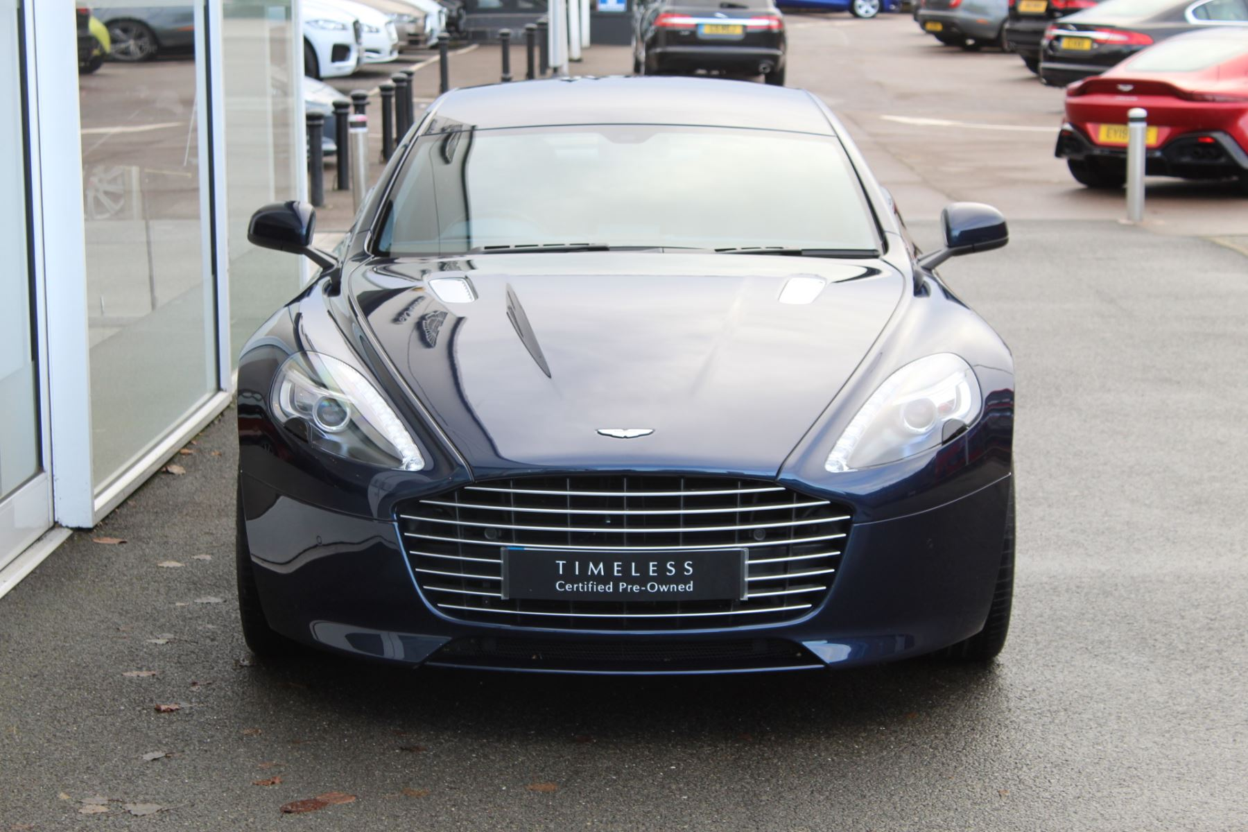 Aston Martin Rapide S V12 [552] 4dr Touchtronic III image 6