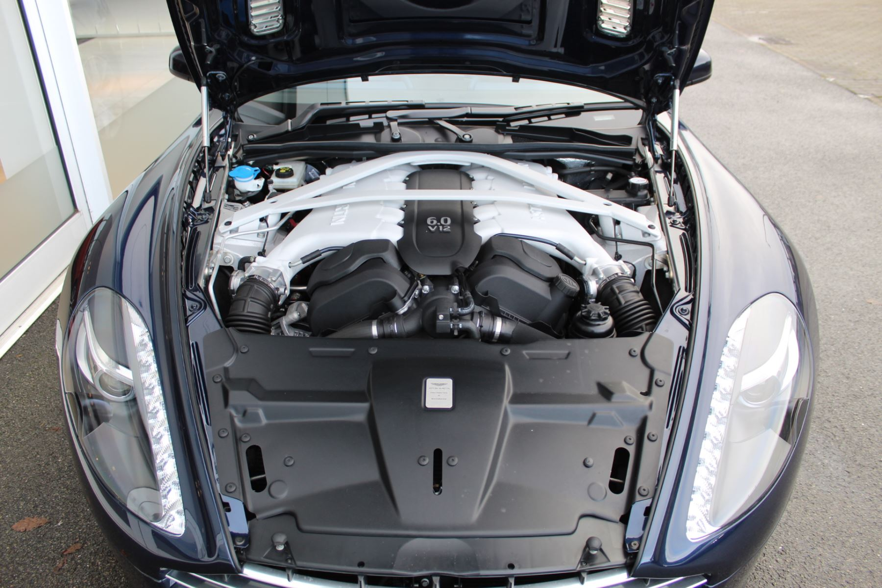 Aston Martin Rapide S V12 [552] 4dr Touchtronic III image 20