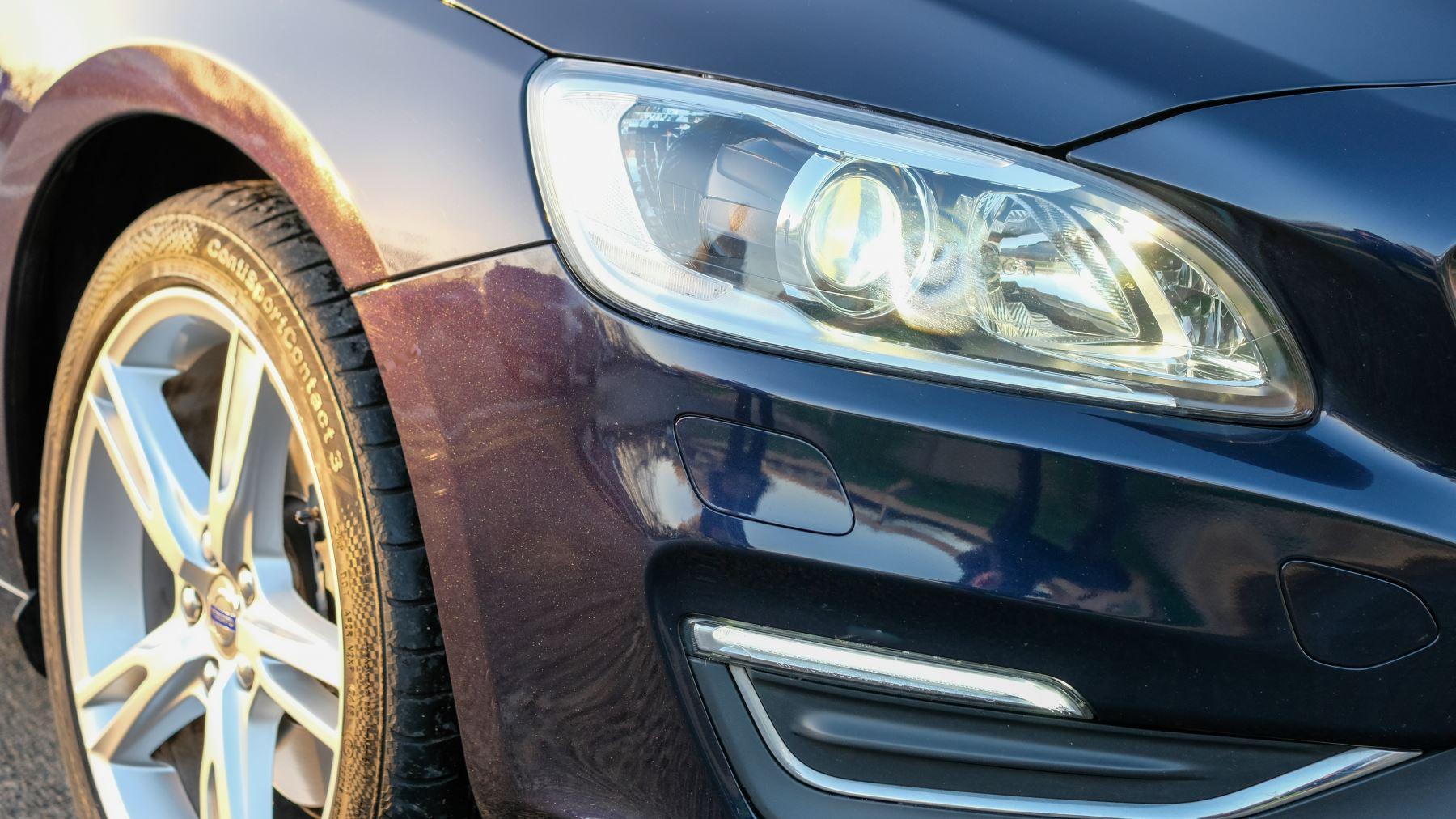 Volvo V60 D4 SE Lux Nav Auto, Winter Illumination & Family Pack, Sunroof, BLIS, VAT Reclaimable image 15
