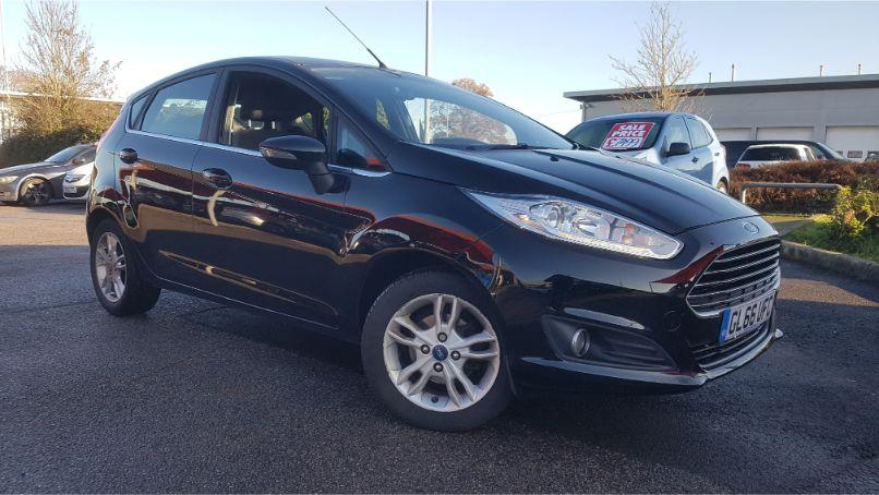 Ford Fiesta 1.0 EcoBoost Zetec [Nav] 5dr Hatchback (2016) image