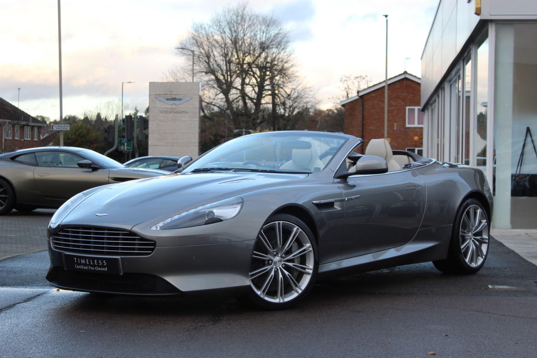 Aston Martin Virage V12 2dr Volante Touchtronic 5.9  Automatic Convertible (2011) image