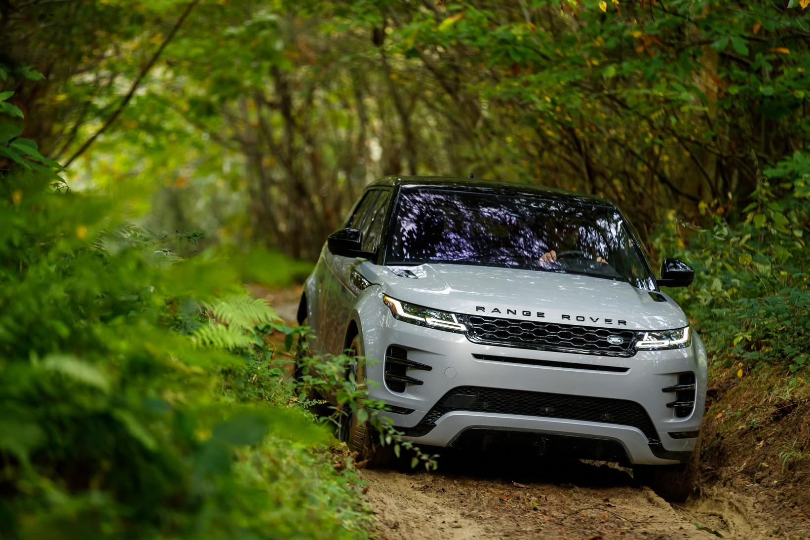 Land Rover Range Rover Evoque 2.0 D180 SE 5dr Auto Diesel Automatic Hatchback (2019)