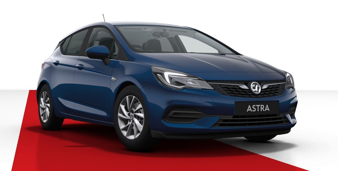 Vauxhall Astra 1.5 Turbo D SRi 5dr