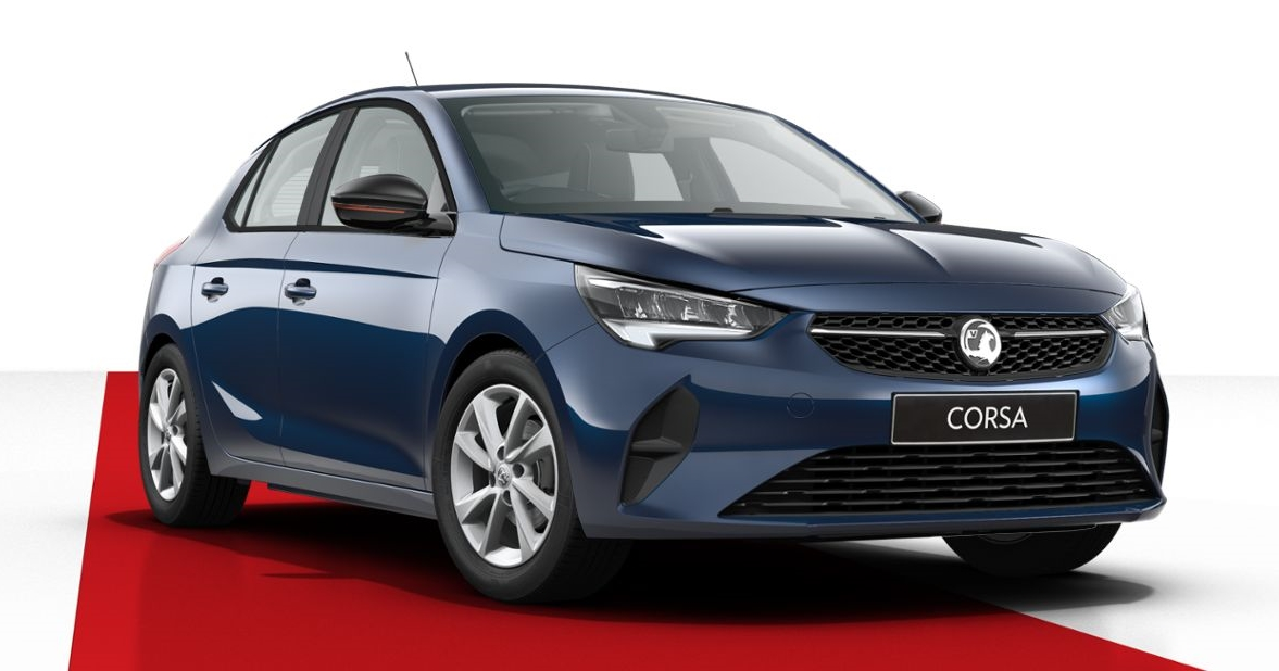 Vauxhall All-New Corsa SE - Petrol and Diesel