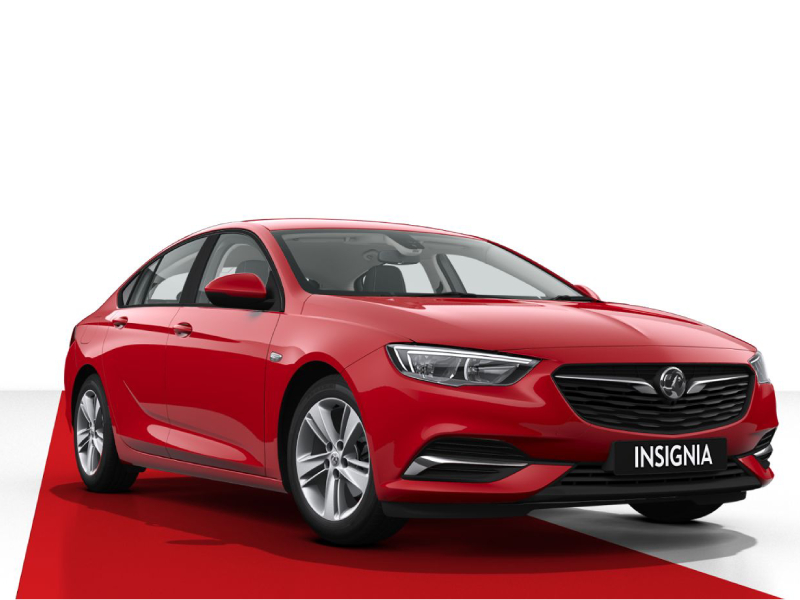 New Vauxhall Insignia Grand Sport Cars