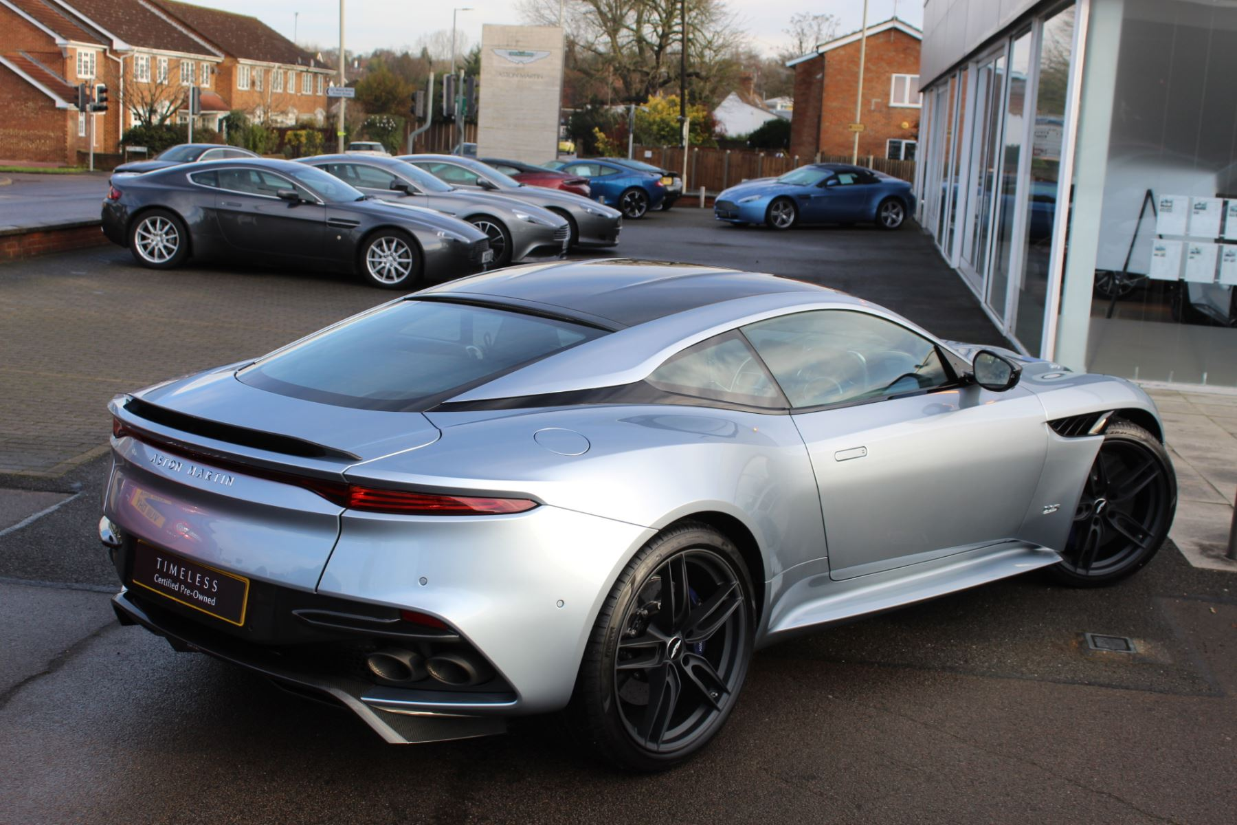 Aston Martin DBS Superleggera V12 2dr Touchtronic image 17