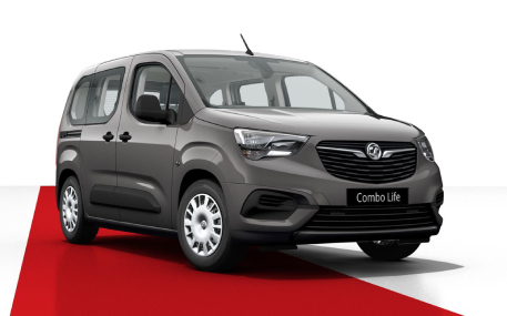 Vauxhall Combo Life 1.2 Energy 7 Seater