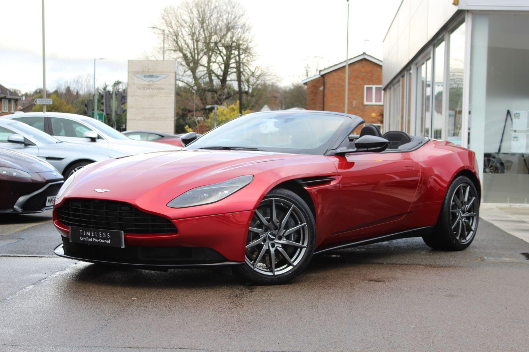 Used Aston Martin Automatic Cars For Sale Grange