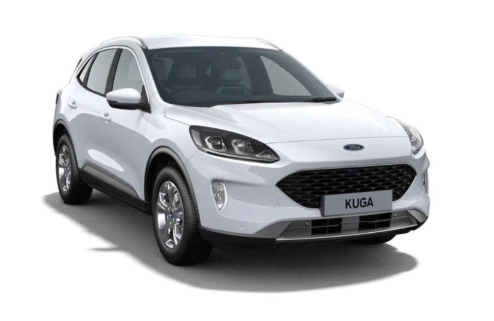 Ford All-New Kuga 2.0 EcoBlue mHEV Titanium 5dr
