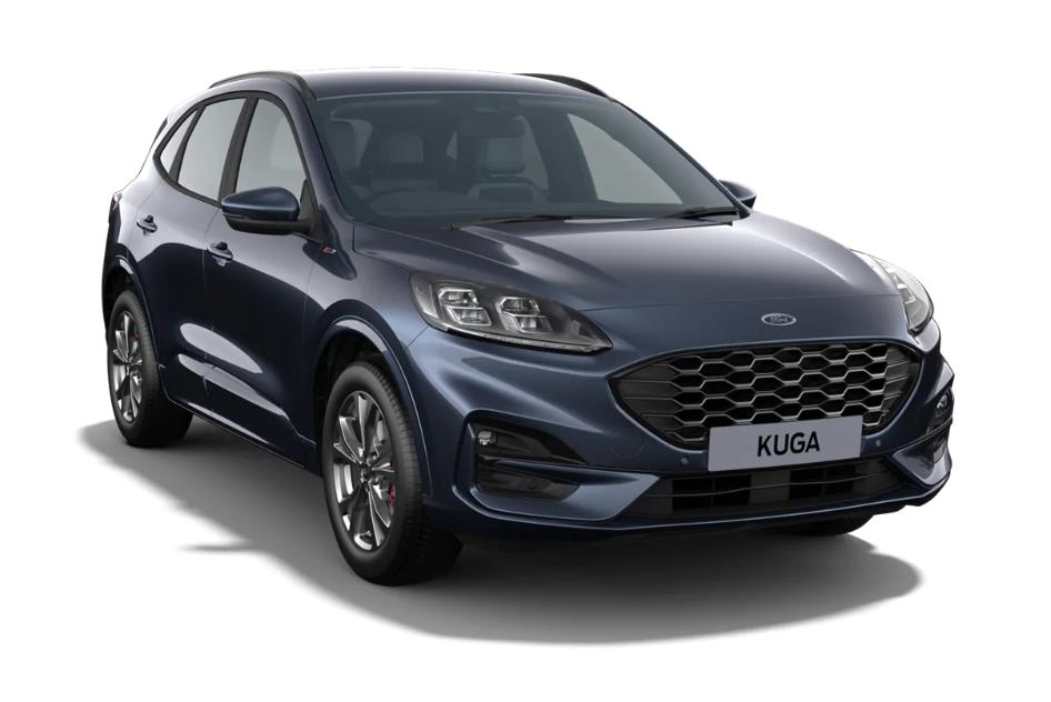 Ford All-New Kuga 2.0 EcoBlue mHEV ST-Line 5dr