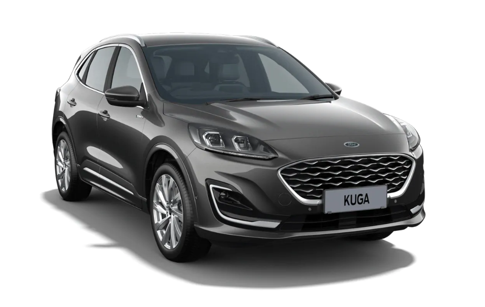 Ford All-New Kuga 2.0 EcoBlue Vignale Automatic