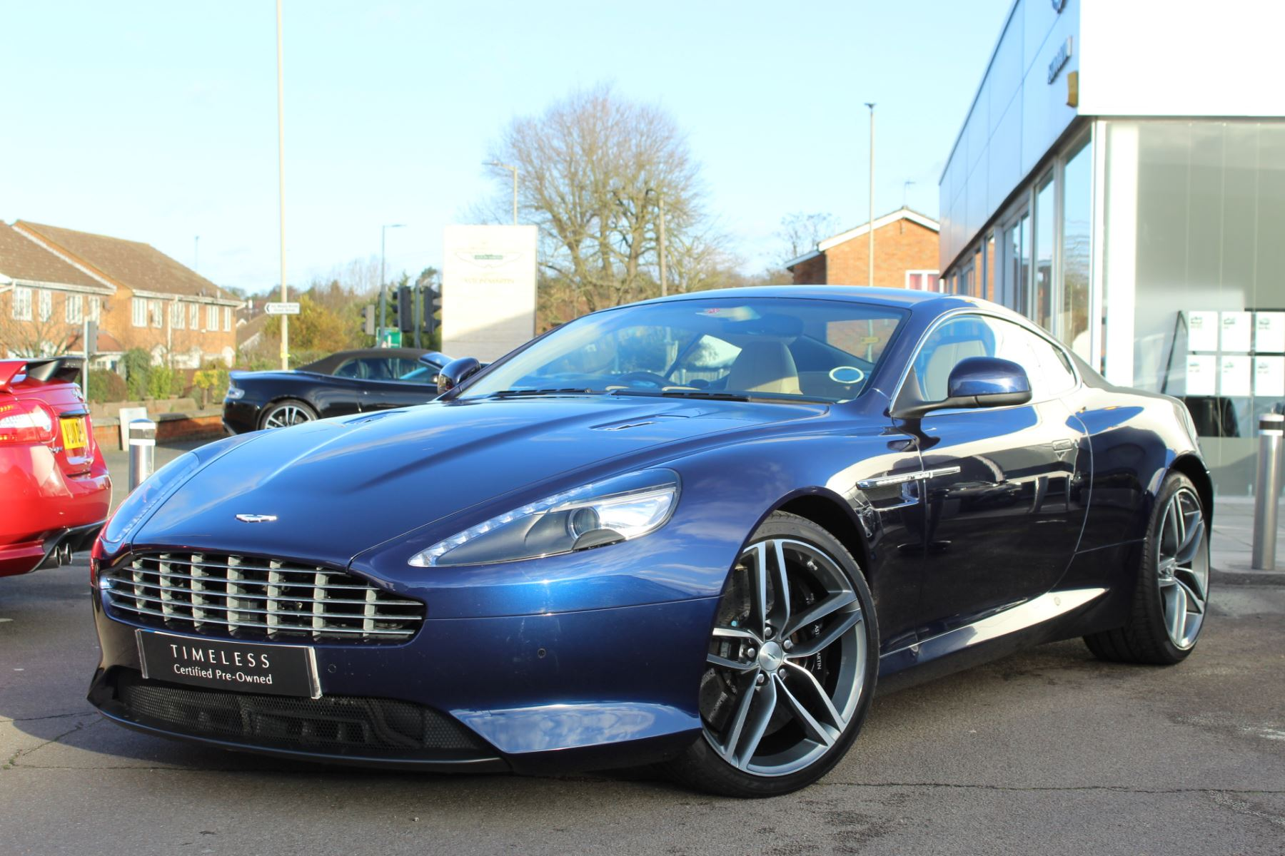 Aston Martin Virage V12 2dr Touchtronic 5.9 Automatic Coupe (2012)