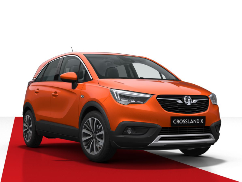 Vauxhall Crossland X 1.2 Sport Nav Premium