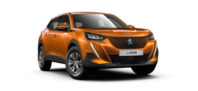 Peugeot 2008 SUV 100kW GT 50kWh 5dr Auto