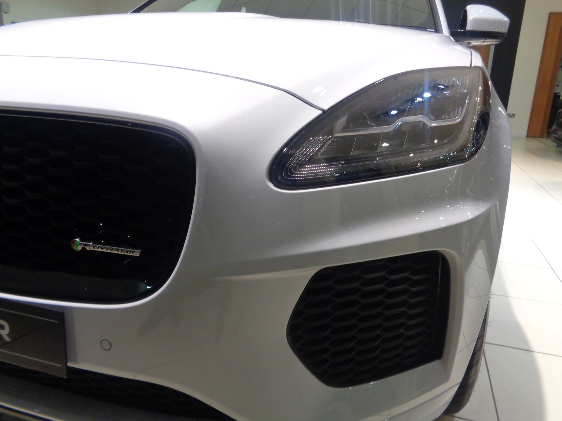 Jaguar  near Southend