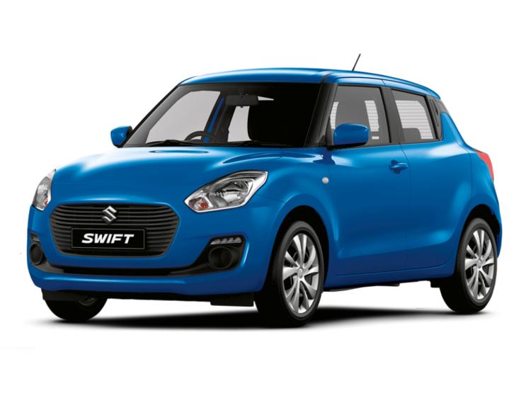 Suzuki Swift 1.2 Dualjet Hybrid SZ-T 5dr