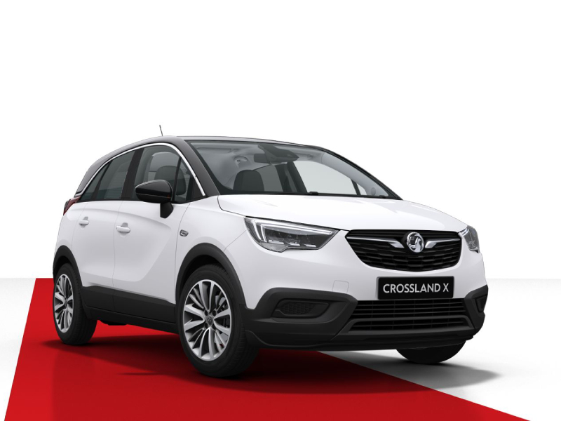 Vauxhall Crossland X 1.5 Turbo D [102] Griffin