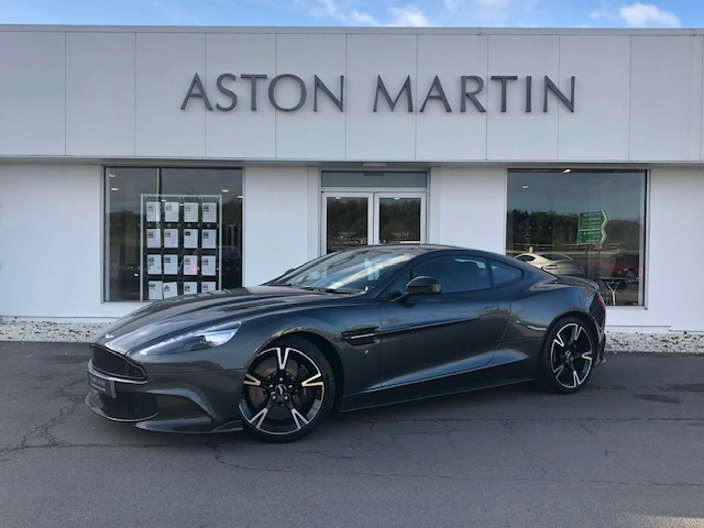 Aston Martin Vanquish S V12 Ultimate Edition [595] S 2+2 2dr Touchtronic image 1