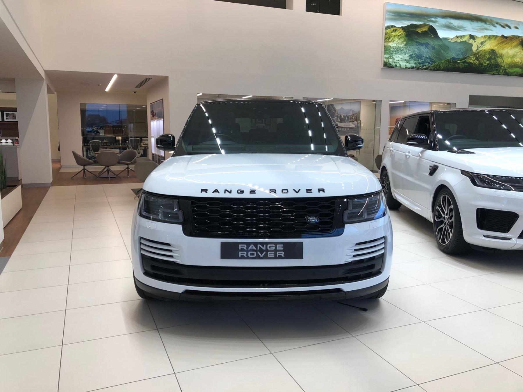 Land Rover Range Rover 3.0 SDV6 Vogue Diesel Automatic 4 door Estate (18MY)