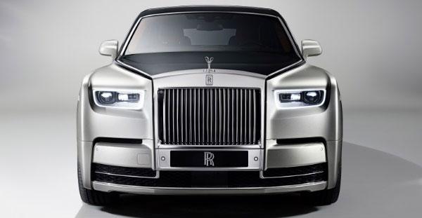 Rolls-Royce Phantom - The ultimate in automotive luxury