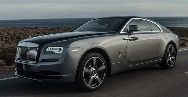 Rolls-Royce Wraith - The most powerful and dynamic Rolls Royce