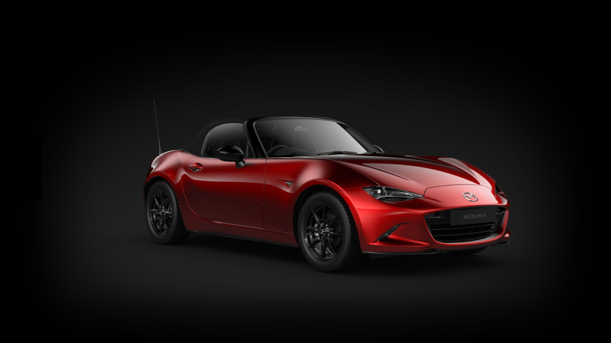 Mazda MX-5 1.5 132ps Sport Nav+ 2dr